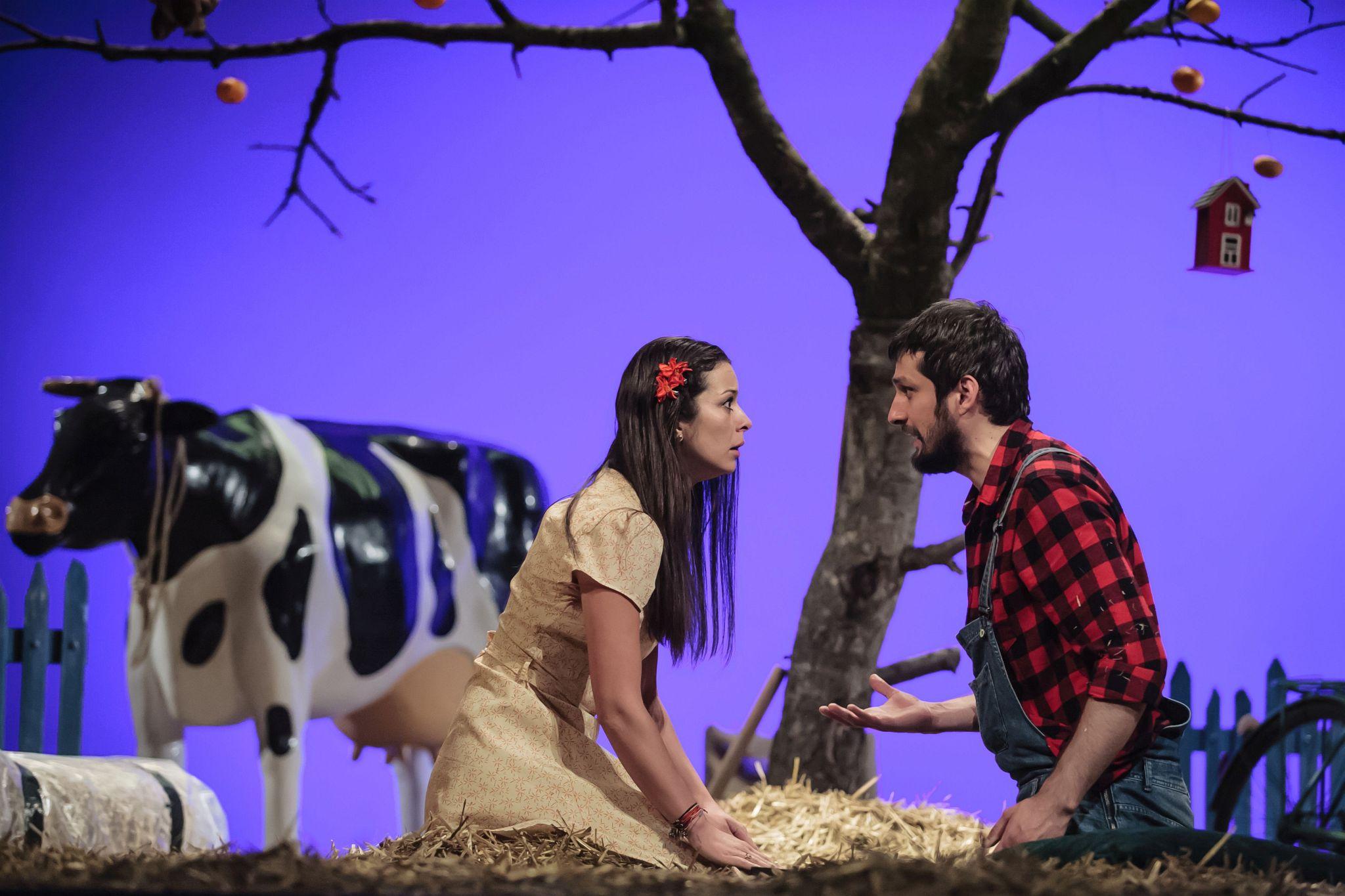 """<!--:ro-->""""Revanşa"""" de Michele Santeramo – o nouă premieră la Teatrul Tineretului<!--:-->"""