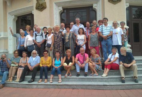 Asociatia de prietenie Piatra Neamt Roanne